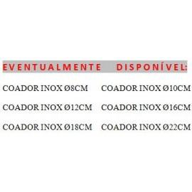 COADOR INOX 20CM 707120